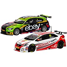 Scalextric – c3694 a – Coffret – 2 Coches BMW ...