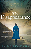 The Disappearance: A gripping thriller that will keep you guessing