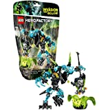 LEGO Hero Factory - 44026 - Jeu De Construction - Crystal Beast Contre Bulk