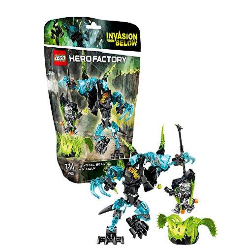 LEGO Hero Factory - Playset con figura de Bulk y un accesorio (44026)