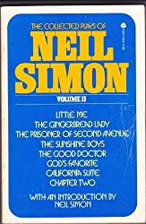 Collected Plays of Neil Simon: 2 by Neil Simon (1980-03-01)
