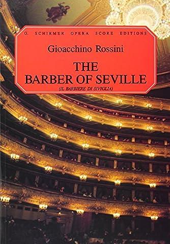 Il Barbiere Di Siviglia: (The Barber of