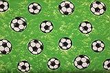 0,5m Jersey Fußball * Trikot * Meterware * Kinderstoff * WM