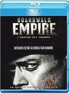 Boardwalk Empire St.5 L'Impero Del Crimine (Box 4 Br)