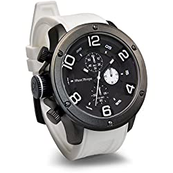 Gavarnie Chronograph Limited White