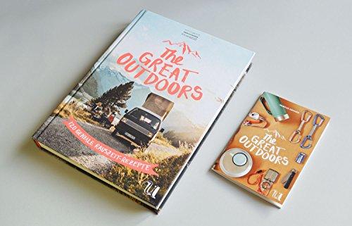 Outdoor Küche Buch : The great outdoors: 120 geniale rauszeit rezepte für die