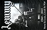 LEMMY LIVED TO WIN Flagge/ Flag
