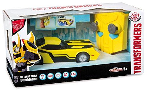Smoby 213114000 - Majorette Transformers - Radio Commande- Echelle 1/24 -...