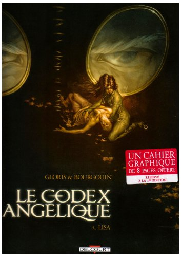 Le codex Angélique, Tome 2 : Lisa