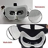 MCLseller 100pcs Masques pour Les Yeux VR pour Oculus Quest, Masque de Protection...