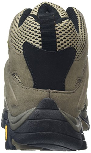 Merrell Moab Mid, Baskets Basses Homme Gris (walnut)