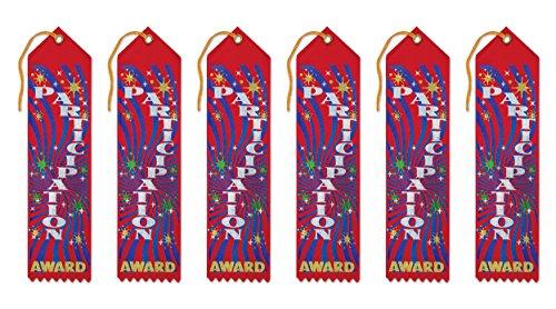 ahme Award Bänder, 2von 20,3cm, 6er Pack ()