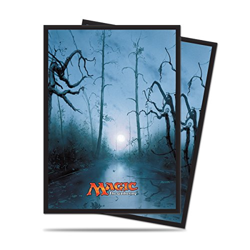Preisvergleich Produktbild Ultra Pro Mana 5 Swamp Standard Deck Protector sleeves for Magic 80ct