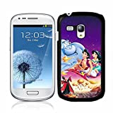 FunCuteCovers Princess Cartoon Aladdin Jasmine Personalized Custom Case For Samsung Galaxy S3 Mini