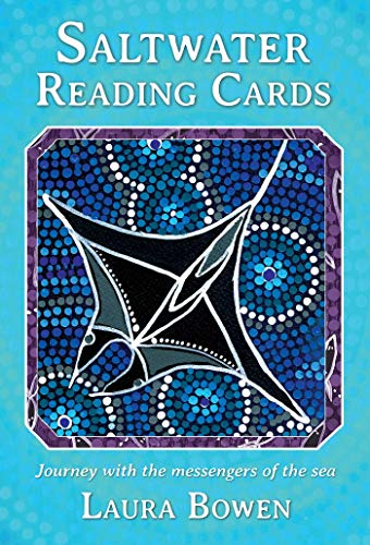 Saltwater Reading Cards: Journey with the Messengers of the Sea (Book and Cards) -