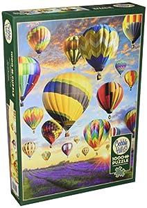 Cobblehill 80025 - Puzzle de 1000 Globos de Aire Caliente