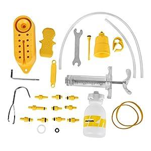 51SOccpjsDL. SS300 Kit di Attrezzi per spurgo Freni a Disco per Bicicletta Bici idraulica Kit Attrezzi per spurgo di Freni a Disco per Bici…