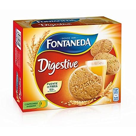 Fontaneda Digestive Galleta