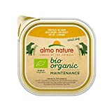 almo nature Dog Food bio Pate Chicken 300 g (Confezione da 9)