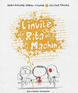 """Afficher """"Rita et Machin n° 8 L'invité de Rita et Machin"""""""