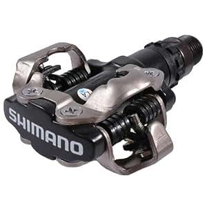 Shimano EPDM520L Pedale MTB SPD, 2 pezzi, colore: Nero