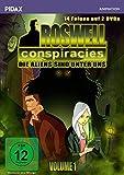 Roswell Conspiracies, Vol. 1 / Die ersten 14 Folgen der spannenden Mystery-Science-Fiction-Serie (Pidax Animation) [2 DVDs]