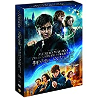 Pack Harry Potter (1-8) + Animales Fantásticos