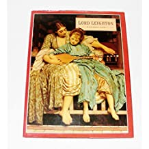 Lord Leighton (Pre-Raphaelite painters series) by Russell Ash (1995-10-19)