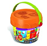 GIOTTO be-bè 4682 00 - Bucket Fireman, Kinderknete, farbig Sortiert
