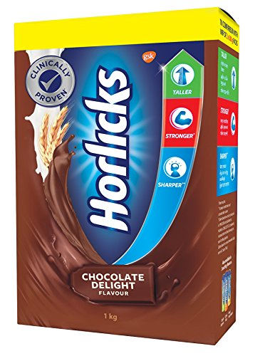 Horlicks Health & Nutrition drink - 1 kg Refill pack (Chocolate flavor)