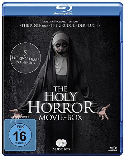The Holy Horror Movie Box (5 Horrorfilme in einer Box) [Blu-ray]