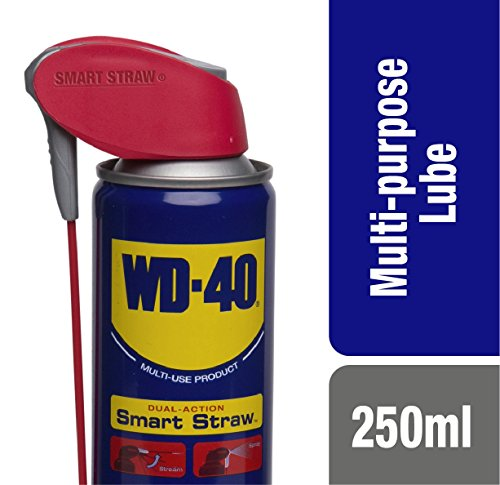 WD-40-Smart-Straw-44783-Spray-lubrificante-con-beccuccio-a-cannuccia-250-ml