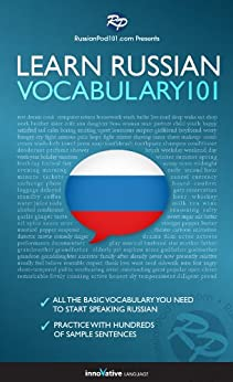 Learn Russian - Word Power 101 (English Edition) par [Innovative Language]