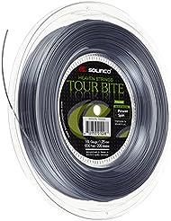 Solinco Tour Bite - Bobine de cordage pour raquette de tennis