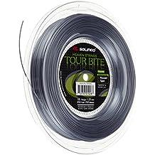 Solinco Tour Bite-Bobina di filo, 1.3 mm/200 m, Argento