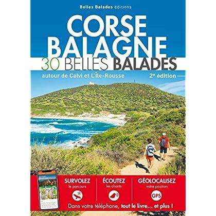 Corse - Balagne : 30 belles balades