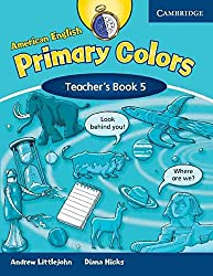 [(American English Primary Colors 5 Teacher's Book: Level 5)] [By (author) Diana Hicks ] published on (February, 2008)