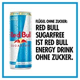 Red Bull Sugarfree - 10