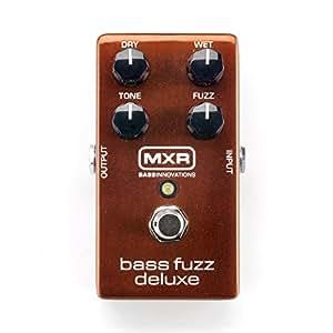 Jim Dunlop MXR Bass Fuzz Deluxe Pedal