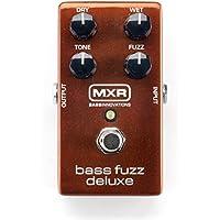 Dunlop M-84 mxr bass innovations Bass fuzz de luxe