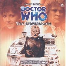 The Juggernauts (Doctor Who) by Scott Alan Woodard (2005-01-14)