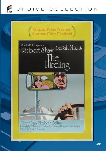 The Hireling by Robert Shaw
