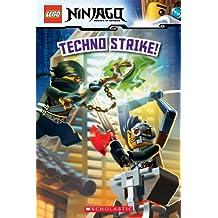 Techno Strike! (LEGO Ninjago: Reader) (LEGO Ninjago Reader)