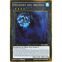 carte YU-GI-OH PGL3-FR068 Résident Des Abysses NEUF FR