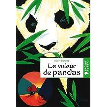 Le voleur de pandas (Rageot Romans 11-13 t. 147)