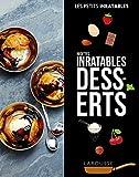 Recettes inratables desserts...