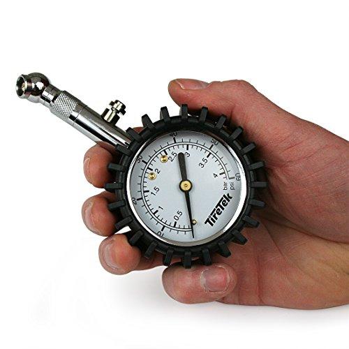TireTek-Premium-Manometro-pressione-pneumatici-con-quadrante
