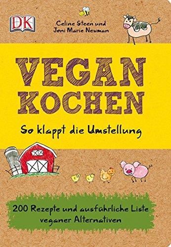 Vegan kochen: So klappt die Umstellung bei Amazon kaufen