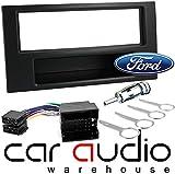 Ford C-Max, Connect, Fiesta, Focus, Fusion, Transit Car Stereo Radio Facia Fascia Panel Wiring Harness Fitting Kit