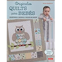 Originales Quilts Para Bebés